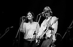 Rita Coolidge and Kris Kristofferson 1978 West Berlin Germany.
