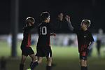 Germantown Legends Black vs. Arlington Soccer Association at Mike Rose Soccer Complex in Memphis, Tenn. on Tuesday, October 24, 2017. Legends won 9-0.