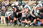 October 9, 2009: Ryan Pierson (#3), Cale Dester (South #55), Eric Cappachione (South #43)