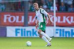 Stockholm 2013-06-23 Fotboll Superettan , Hammarby IF - &Auml;ngelholms FF :  <br /> Hammarby 5 Daniel Theorin i aktion <br /> (Foto: Kenta J&ouml;nsson) Nyckelord:  portr&auml;tt portrait