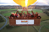 20130627 June 27 Hot Air Balloon Gold Coast