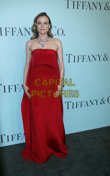 04 15,  2016: Diane Krugerat TIFFANY &amp;  CO. 2016 BLUE BOOK at the Cunard Building in New York, USA April 15, 2016,<br /> CAP/MPI/RW<br /> &copy;RW/MPI/Capital Pictures
