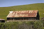 Old barn, Sonoma, California