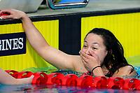 Picture by Alex Whitehead/SWpix.com - 08/04/2018 - Commonwealth Games - Swimming - Optus Aquatics Centre, Gold Coast, Australia - Alice Tai of England wins Silver in the Women's S9 100m Freestyle final.