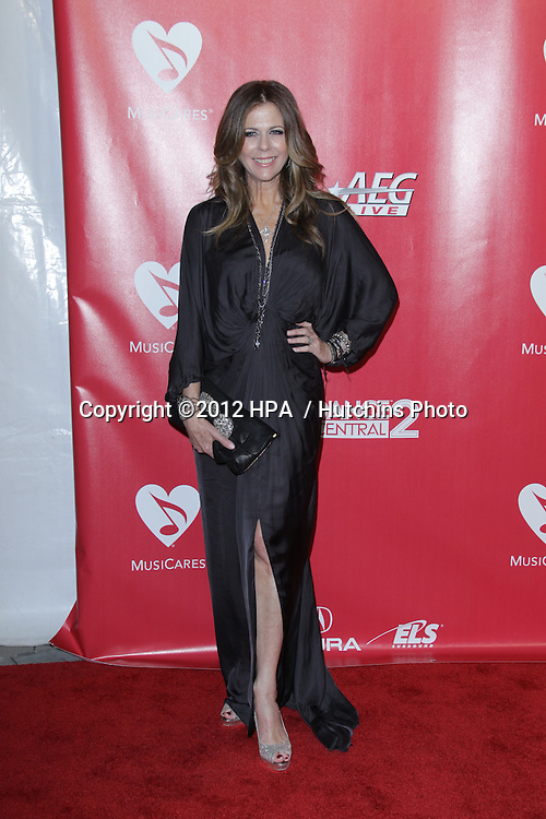 LOS ANGELES - FEB 10:  Rita WIlson arrives at the 2012 MusiCares Gala honoring Paul McCartney at LA Convention Center on February 10, 2012 in Los Angeles, CA