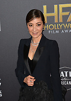 LOS ANGELES, CA. November 04, 2018: Michelle Yeoh at the 22nd Annual Hollywood Film Awards at the Beverly Hilton Hotel.<br /> Picture: Paul Smith/FeatureflashLOS ANGELES, CA. November 04, 2018: Wendy Starland at the 22nd Annual Hollywood Film Awards at the Beverly Hilton Hotel.<br /> Picture: Paul Smith/FeatureflashLOS ANGELES, CA. November 04, 2018: Michelle Yeoh at the 22nd Annual Hollywood Film Awards at the Beverly Hilton Hotel.<br /> Picture: Paul Smith/Featureflash