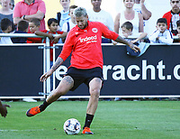 Marco Russ (Eintracht Frankfurt) - 10.10.2018: Eintracht Frankfurt Training, Commerzbank Arena, DISCLAIMER: DFL regulations prohibit any use of photographs as image sequences and/or quasi-video.