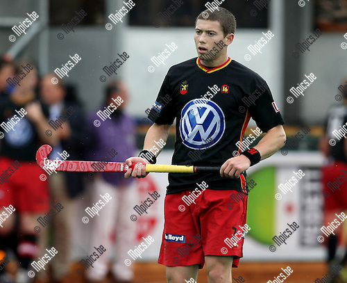 2008-06-15 / Hockey / België - Australië / John-John Dohmen..Foto: Maarten Straetemans (SMB)