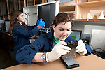 0711-34 639.CR2.College of Life Sciences.Plant and Wildlife Sciences.Dr. Mikel Steven's lab..November 12, 2007..Photography by Mark A. Philbrick..Copyright BYU Photo 2007.All Rights Reserved .photo@byu.edu  (801)422-7322