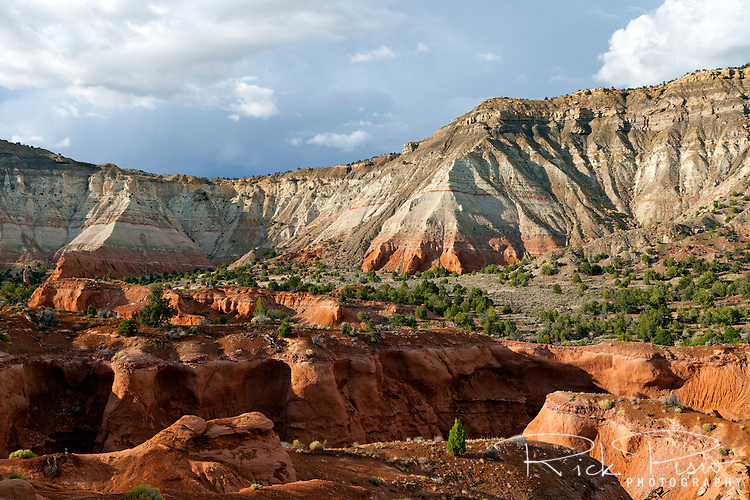 Ampitheater at Kodachrome Basin State Park in Utah
