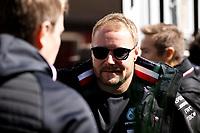 31st October 2019; Circuit of the Americas, Austin, Texas, United States of America; F1 United States Grand Prix, team arrival day;  77 Valtteri Bottas FIN, Mercedes AMG Petronas Motorsport