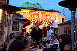 Dining near Plaza Theatre in Palm Springs