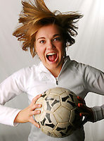 Sehome's Mari Tarelton has been selected as the All-Whatcom County girls' soccer player of the year for 2007. .