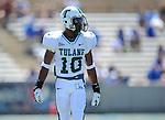 Tulane vs. Tulsa, Tulane falls to Tulsa 45-10.