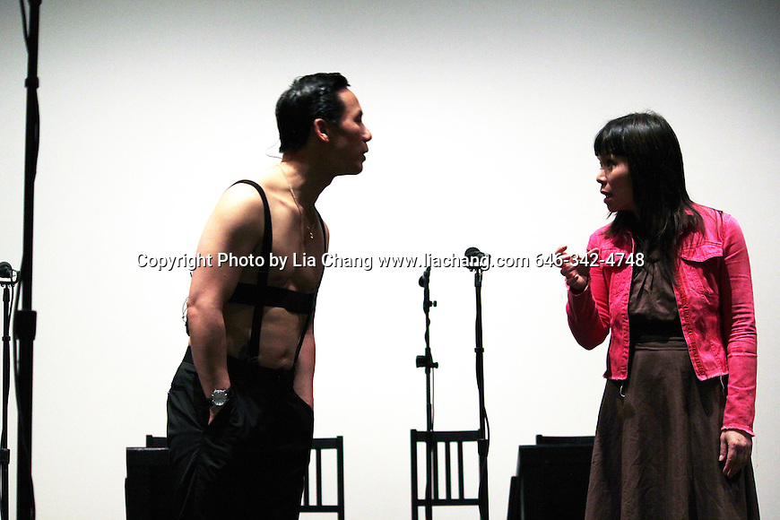 A staged concert of Heading East, a Richard Rodgers Development Award-winning musical by Robert Lee and Leon Ko, for three performances only- May 24, 25, 26, at the Lila Acheson Wallace Auditorium at Asia Society in New York. Asia Society will benefit from the proceeds of the event, which is co-produced by Andrew Asnes...Helmed by Darren Lee, Heading East features a cast lead by Wong, Cindy Cheung, who stars in the film Children of Invention, Fay Ann Lee, who produced, directed and stars in the film Falling for Grace, and Manu Narayan (Bombay Dreams, The Love Guru). MaryAnn Hu, Ming Lee, Angela Lin, Kelvin Moon Loh, Hazel Anne Raymundo, Jon Norman Schneider, Rodney To and Virginia Wing round out the cast. Lex Liang is the production designer for the concert.