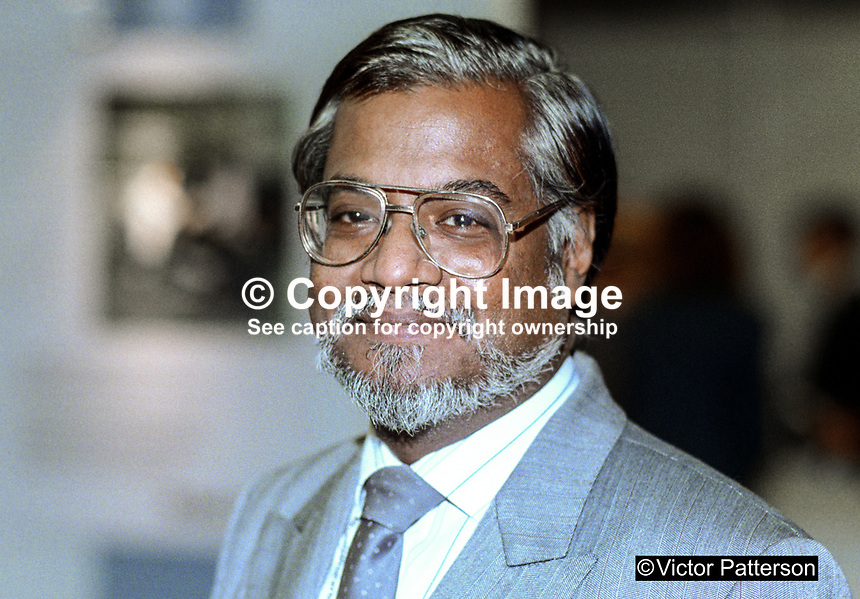 Nirj Deva, MP, Conservative Party, UK, taken annual conference October 1992. 19921052ND..Copyright Image from Victor Patterson, 54 Dorchester Park, Belfast, UK, BT9 6RJ..Tel: +44 28 9066 1296.Mob: +44 7802 353836.Voicemail +44 20 8816 7153.Skype: victorpattersonbelfast.Email: victorpatterson@me.com.Email: victorpatterson@ireland.com (back-up)..IMPORTANT: If you wish to use this image or any other of my images please go to www.victorpatterson.com and click on the Terms & Conditions. Then contact me by email or phone with the reference number(s) of the image(s) concerned.