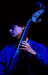 Chris Minh Doky. Texaco Jazz Festival. Canary Wharf 1993