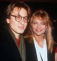 Michelle Pfeiffer, 1989, Photo By Michael Ferguson/PHOTOlink