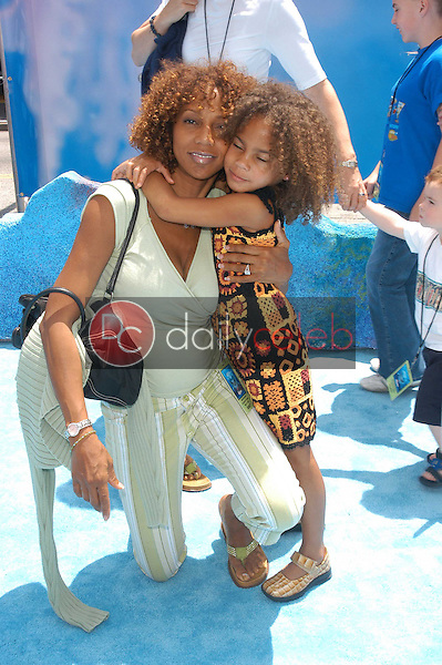 Holly Robinson-Peete and daughter Ryan
