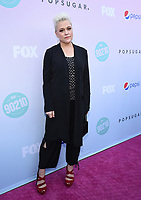 "LOS ANGELES - AUGUST 3: Christine Elise attends the BH 90201 Peach Pit Pop-Up for FOX's ""BH90201"" on August 3, 2019 in Los Angeles, California. (Photo by Frank Micelotta/Fox/PictureGroup)"