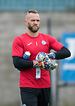 St Johnstone training&hellip;25.08.17<br />Alan Mannus pictured training at McDiarmid Park this morning ahead of tomorrows game at Celtic.<br />Picture by Graeme Hart.<br />Copyright Perthshire Picture Agency<br />Tel: 01738 623350  Mobile: 07990 594431