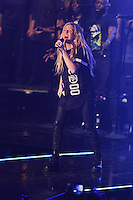 Ellie Goulding at the We Day UK 2014 at Wembley Arena,  London. 07/03/2014 Picture by: Steve Vas / Featureflash