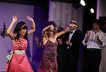 Curtain Call - One Life To Live Kristen Alderson, Ilene Kristen star in My Big Gay Italian Wedding on March 18, 2011 (also 3-17- & 3-20) at St. Luke's Theatre, New York City, New York. (Photo by Sue Coflin/Max Photos)