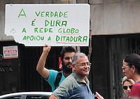 SÃO PAULO,SP, 11.11.2015 - PROTESTO-SP - Estudantes ocupam a Escola Estadual Fernão Dias no bairro de Pinheiros, na zona oeste de São Paulo, em ato contra o fechamento de escolas e o plano de reestruturação do ensino proposto pelo governo Geraldo Alckmin (PSDB) para 2016, nesta quarta-feira (11). (Foto: Marcio Ribeiro/Brazil Photo Press)