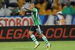 Nacioal vencio al Boyaca Chico 1x0 en la liga postobon del futbol colombiano en la fecha 11