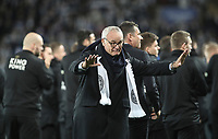 Leicester City's ex Manager Claudio Ranieri<br /> <br /> Photographer Rachel Holborn/CameraSport<br /> <br /> The Premier League - Saturday 10th November 2018 - Leicester City v Burnley - King Power Stadium - Leicester<br /> <br /> World Copyright &copy; 2018 CameraSport. All rights reserved. 43 Linden Ave. Countesthorpe. Leicester. England. LE8 5PG - Tel: +44 (0) 116 277 4147 - admin@camerasport.com - www.camerasport.com