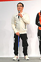 Satoru Sudo, <br /> NOVEMBER 1, 2017 : <br /> A press conference about presentation of Japan national team official sportswear <br /> for the 2018 PyeongChang Winter Olympic and Paralympic Games, in Tokyo, Japan. <br /> (Photo by Naoki Nishimura/AFLO)