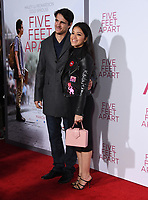 """07 March 2019 - Westwood, California - Gina Rodriguez. """"Five Feet Apart"""" Los Angeles Premiere held at the Fox Bruin Theatre. Photo Credit: Birdie Thompson/AdMedia"""