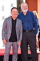 12 April 2019 - Hollywood, California - Billy Crystal, Rob Reiner. TCM Honors Billy Crystal With A Hand and Footprint Ceremony held at the TCL Chinese Theatre. Photo Credit: Birdie Thompson/AdMedia