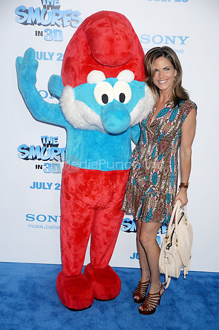 at the premiere of 'The Smurfs' at the Ziegfeld Theater on July 24, 2011 in New York City © mpi01 / MediaPunch Inc.