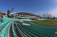 General view of the main entrance ahead of Surrey vs Essex Eagles, Royal London One-Day Cup Cricket at the Kia Oval on 2nd May 2017