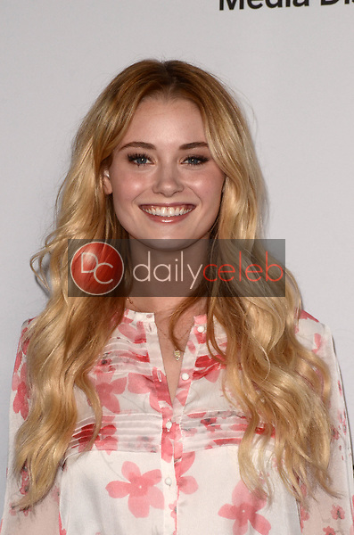 Virginia Gardner<br /> at the Disney ABC International Upfront, Walt Disney Studios, Burbank, CA 05-20-18<br /> David Edwards/DailyCeleb.com 818-249-4998