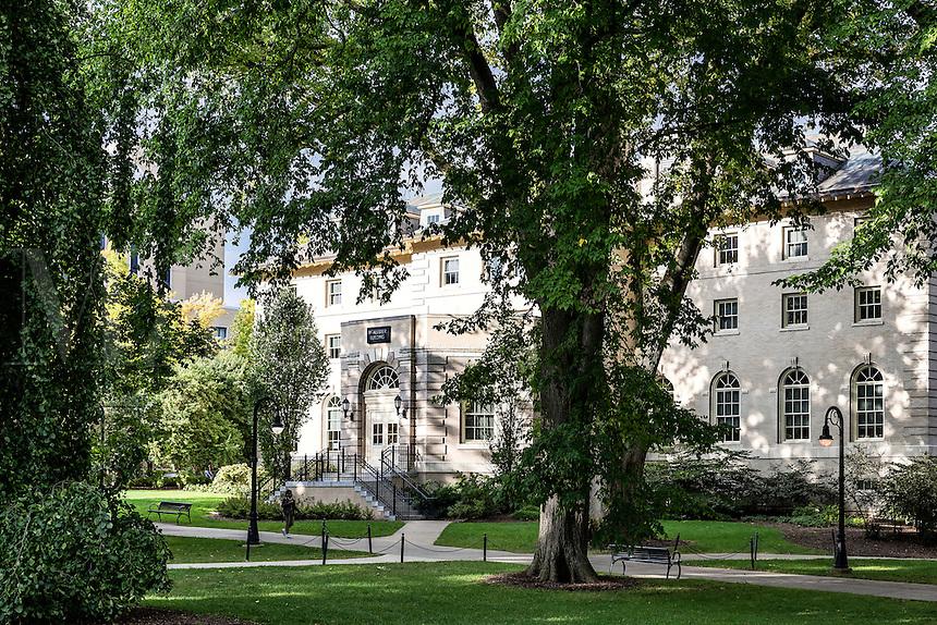 Penn State campus, Penn State University, Sate College, Pennsylvania, USA