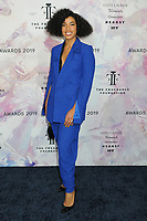 05 June 2019 - New York, New York - Hannah Bronfman. 2019 Fragrance Foundation Awards held at the David H. Koch Theater at Lincoln Center. Photo Credit: LJ Fotos/AdMedia