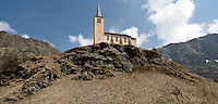 Old church in Val Formazza