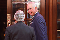 HRH Prince Charles<br /> arrives for the The Prince&rsquo;s Trust Celebrate Success Awards 2017 at the Palladium Theatre, London.<br /> <br /> <br /> &copy;Ash Knotek  D3241  15/03/2017