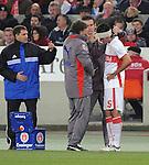 Fussball international, UEFA Cup 2008/09: VFB Stuttgart - Zenit St Petersburg