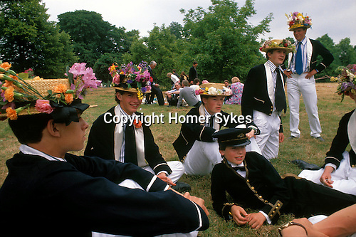 ETON PUBLIC SCHOOL 550TH ANNIVERSARY JUNE 1987