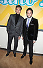 General Hospital stars Jason Thompson and Brandon Barash attend ABC Casino Night on October 27, 2011 at ..Guastavinos in New York City.