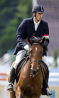 01 JUN 2008 - BUDAPEST, HUN - Gabor Balogh (HUN)  - Modern Pentathlon World Championships. (PHOTO (C) NIGEL FARROW)