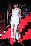 Nanao, May 27, 2013 : Japanese model Nanao attends G.I.Joe: Retaliation Japan premiere on 27 May 2013 Tokyo Japan. (Photo by Mooto Naka/AFLO)