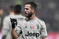 Miralem Pjanic of Juventus <br /> Reggio Emilia 10-2-2019 Stadio Mapei, Football Serie A 2018/2019 Sassuolo - Juventus<br /> Foto Andrea Staccioli / Insidefoto