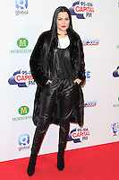 Jessie J attending the Capital Radio Jingle Bell Ball 2014, at the O2, London. 07/12/2014 Picture by: Alexandra Glen / Featureflash