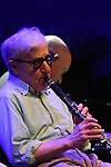 7e Festival Jardins de Pedralbes de Barcelona.<br /> Woody Allen & The New Orleans Jazz Band.