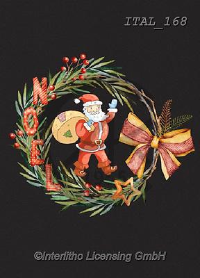 Alberta, CHRISTMAS SANTA, SNOWMAN, WEIHNACHTSMÄNNER, SCHNEEMÄNNER, PAPÁ NOEL, MUÑECOS DE NIEVE, paintings+++++,ITAL168,#x#