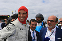 RAFAEL NADAL (ESP) TENNIS MAN RICHARD MILLE (FRA) HEAD OF ENDURANCE COMMISSION